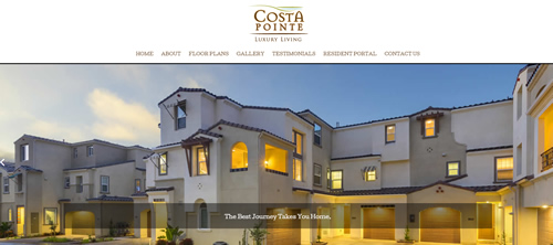 Costa Pointe Apartments Snippet