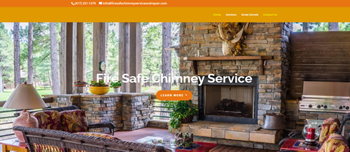 Go to Fire Safe Chimney Service and Repair