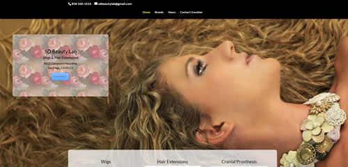 Go to SD Beauty Lab Website